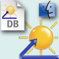 sunPATH Mac-Databases