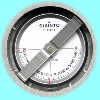 Clinometer Dial